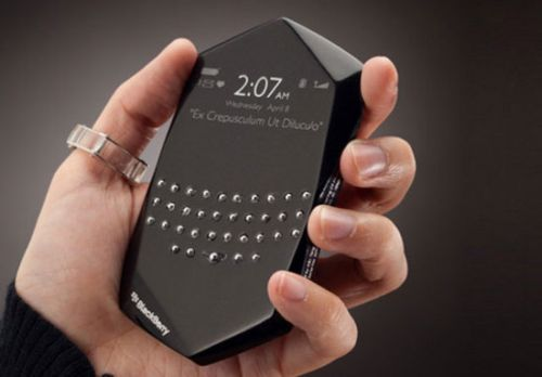 Концепт смартфона BlackBerry Empathy
