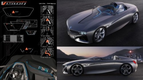 Концепт BMW Vision ConnectedDrive