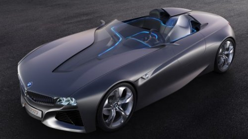Концепт BMW Vision ConnectedDrive #2