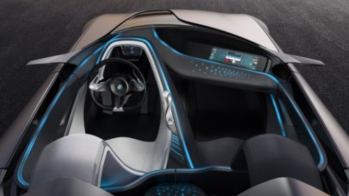 Концепт BMW Vision ConnectedDrive #3