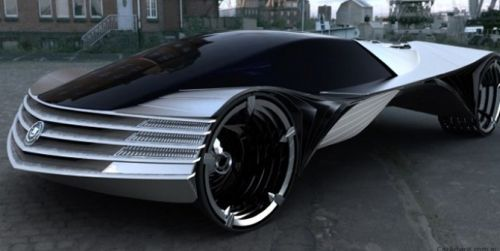 Автомобиль Cadillac World Thorium Fuel