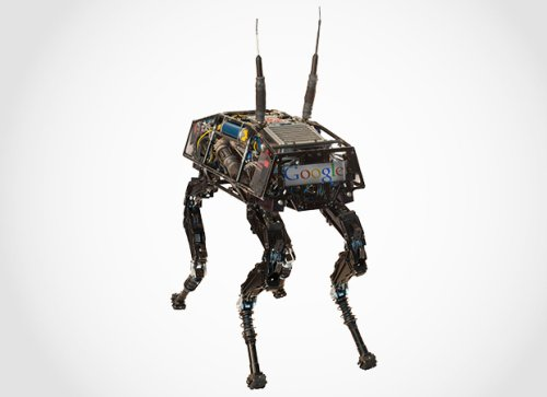 Робот Boston Dynamics