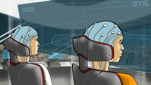 Brain-Computer Interface Race