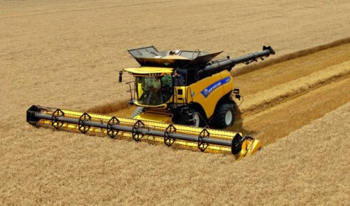 Комбайн New Holland CR10.90 #2