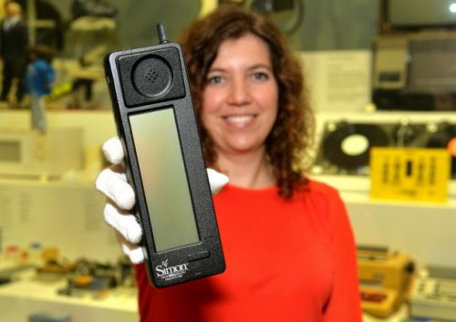 Аппарат IBM Simon #2