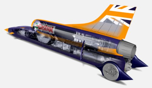 ������� ��������� Bloodhound SSC