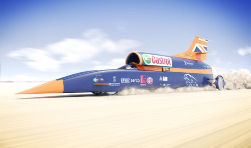 ���������� Bloodhound SSC