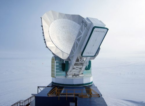 Телескоп South Pole Telescope