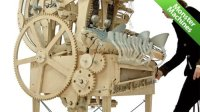 Машина Wintergatan Marble Machine