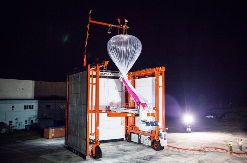 ��������� ��� Project Loon