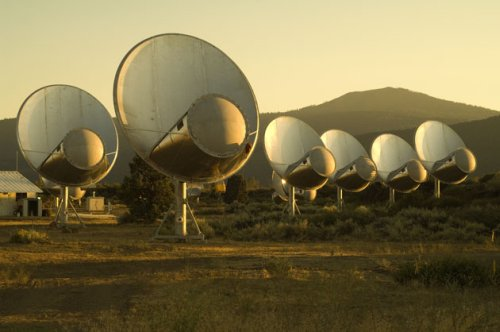 Радиотелескоп Allen Telescope Array (ATA)