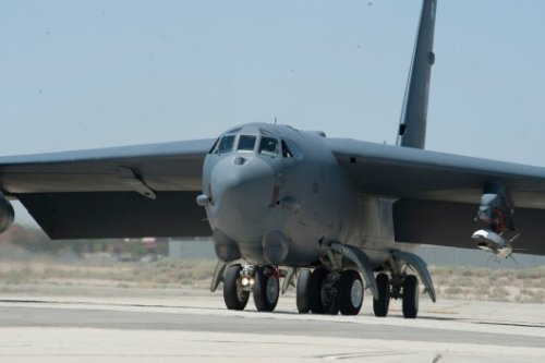 Самолет B-52H Stratofortress