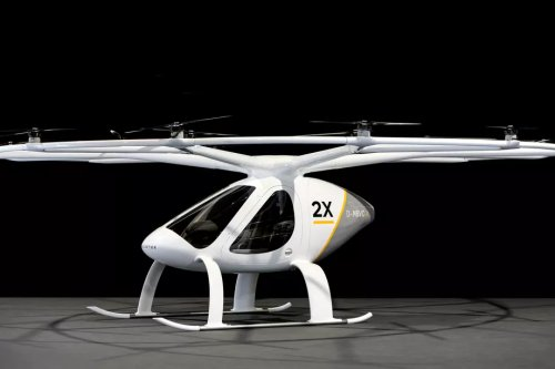 Аппарат Volocopter 2X