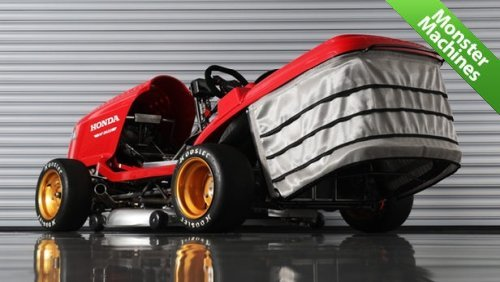 Газонокосилка Mean Mower V2