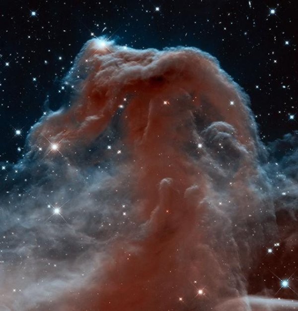 The Hubble Space Telescope launched 1990